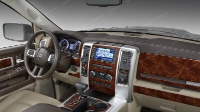 Dodge RAM 1500 2009-2012, With Bucket Seats, Main Kit, 26 Pcs.