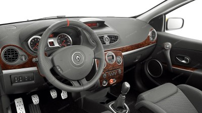 Renault Clio III 2006-UP, With Manual Transmission, 20 Pcs.
