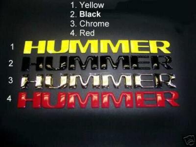 Hummer H3 2006, 2007, 2008, 2009, 2010, Interior Dash Kit,  Hummer H3 Front bumper, grill emblem