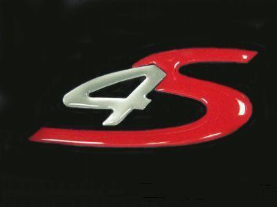 Porsche 996 1998, 1999, 2000, 2001, 2002, 2003, 2004, Porsche 1993, 1994, 1995, 1996 Carrera 4S Decklid Emblem Interior Dash Kit