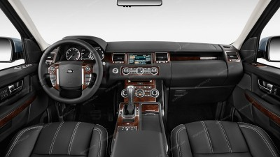 Land Rover Range Rover Sport 2010, 2011, 2012, 2013, Main Interior Kit (Regular Kit Or Match OEM), 43 Pcs.