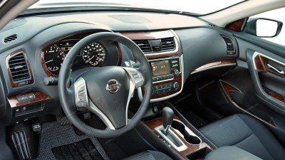 Nissan Altima Sedan 2016, 2017, 2018, Full Interior Kit, 44 Pcs.