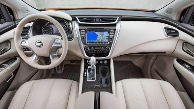 Nissan Murano 2015, 2016, 2017, Full Interior Kit, 55 Pcs.