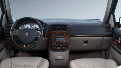 Buick Terraza 2005-2009, Chevrolet Uplander 2005-2009, Pontiac Montana SV6 2005-2009, Saturn Relay 2005-2009, Full Kit, 40 Pcs.