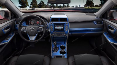 Subaru Impreza 2012-2014, Subaru XV Crosstrek 2013-2014, With Navigation System, With Manual Transmission, Basic Kit, 29 Pcs.