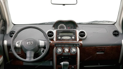 Scion xA 2004, 2005, 2006, Full Interior Kit, 41 Pcs.