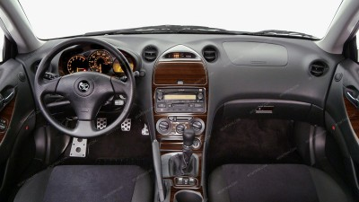Toyota Celica 2000, 2001, 2002, 2003, 2004, 2005, Interior Kit, 19 Pcs.