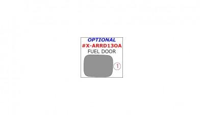 Acura RDX 2013-UP, Exterior, Optional Fuel Door, 1 Pc.