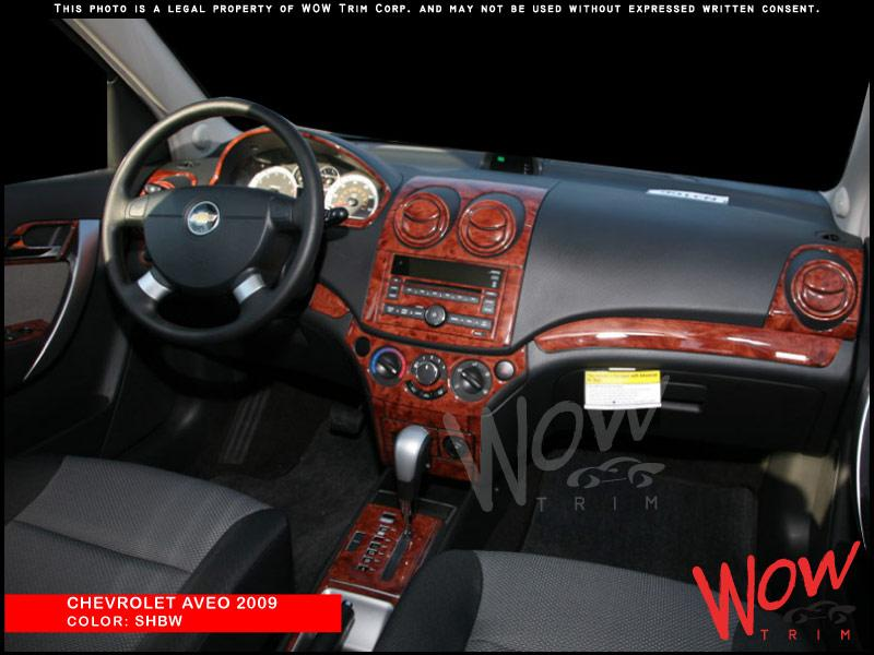 Dash kits 2009 Chevrolet Aveo