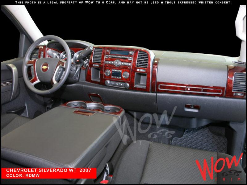 Dash kits 2007 Chevy Silverado WT