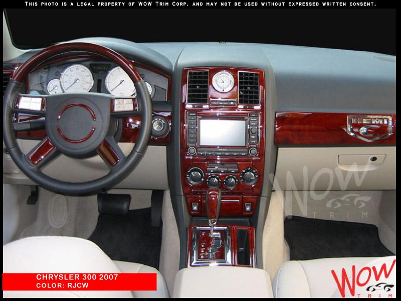 Dash kits 2007 Chrysler 300