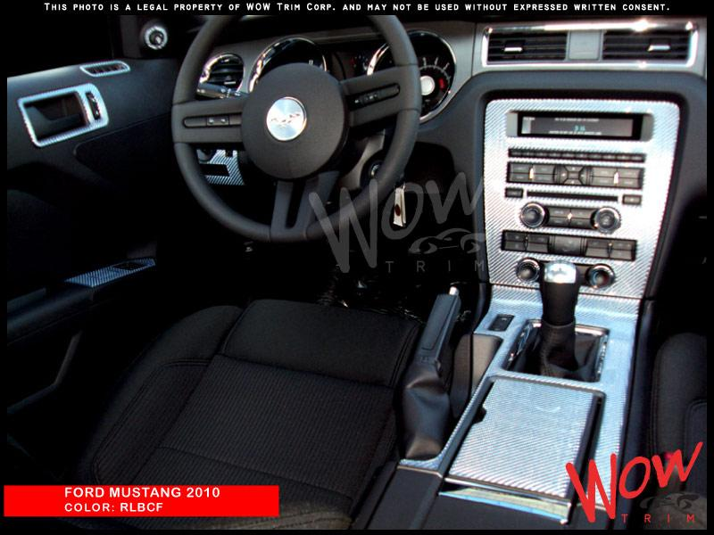 Dash kits 2010 Ford Mustang