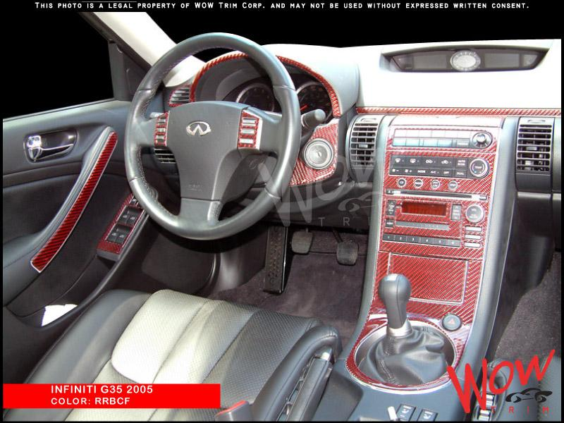 Dash kits 2005 Infiniti G35