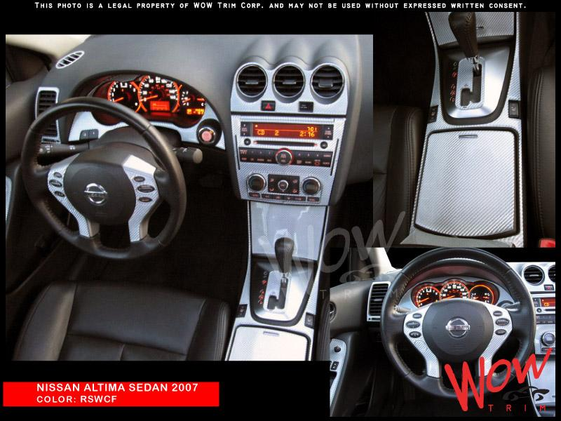 Dash kits 2007 Nissan Altima