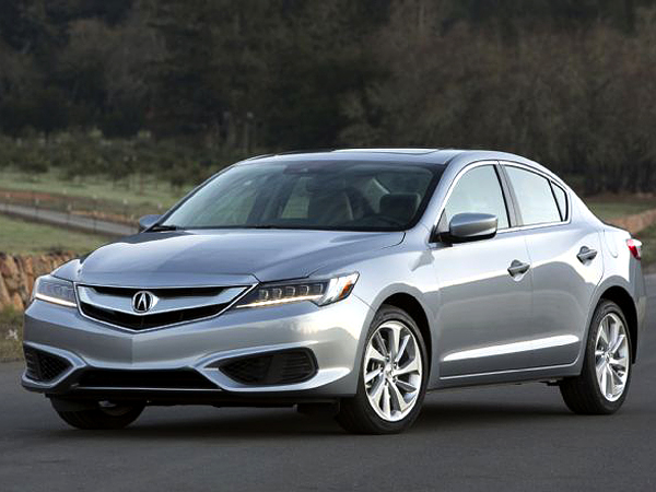 stainless door pillars for Acura ILX