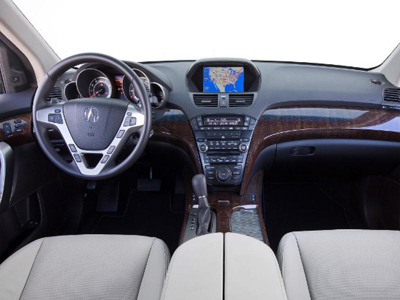 steel door pillars for Acura MDX