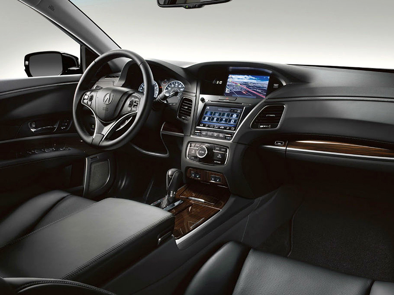 wood dash trim kits for Acura MDX
