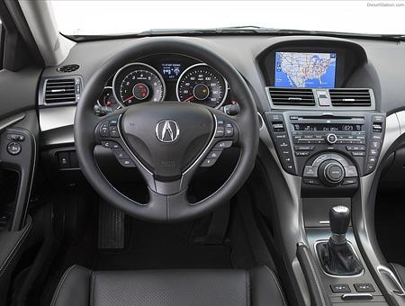 carbon fiber dash trim kits for Acura TL