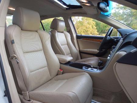 wood dash trim kits for Acura TL