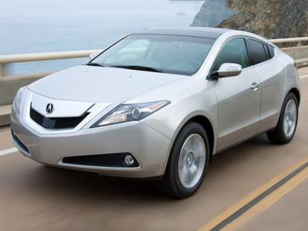 dash trim kits for Acura ZDX