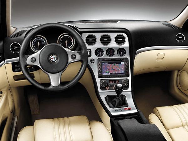 dash kits for Alfa Romeo 159