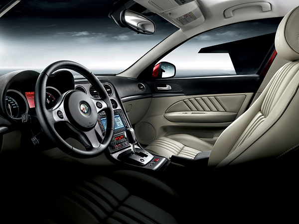 steel door pillars for Alfa Romeo 159