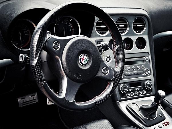 stainless steel door pillars for Alfa Romeo 159