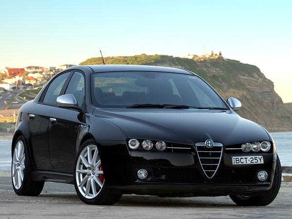camo dash kits for Alfa Romeo 159