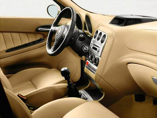 wood dash trim kits for Alfa Romeo 159