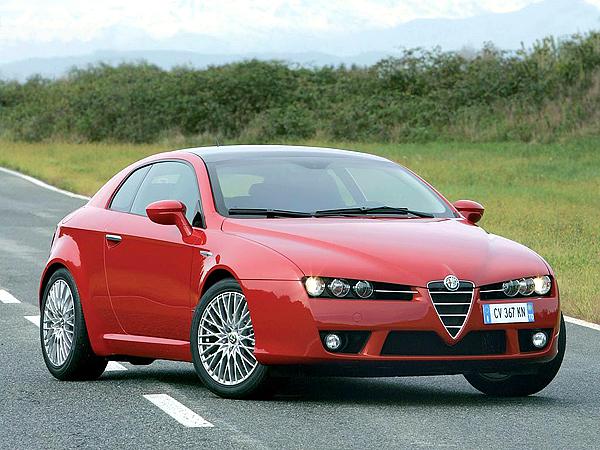 dash trim kits for Alfa Romeo Brera