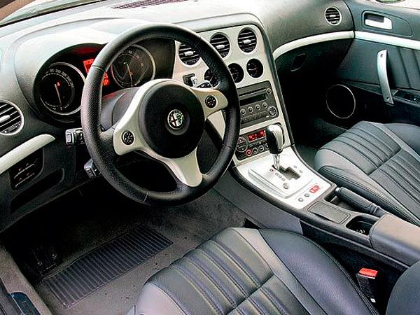 steel door pillars for Alfa Romeo Brera