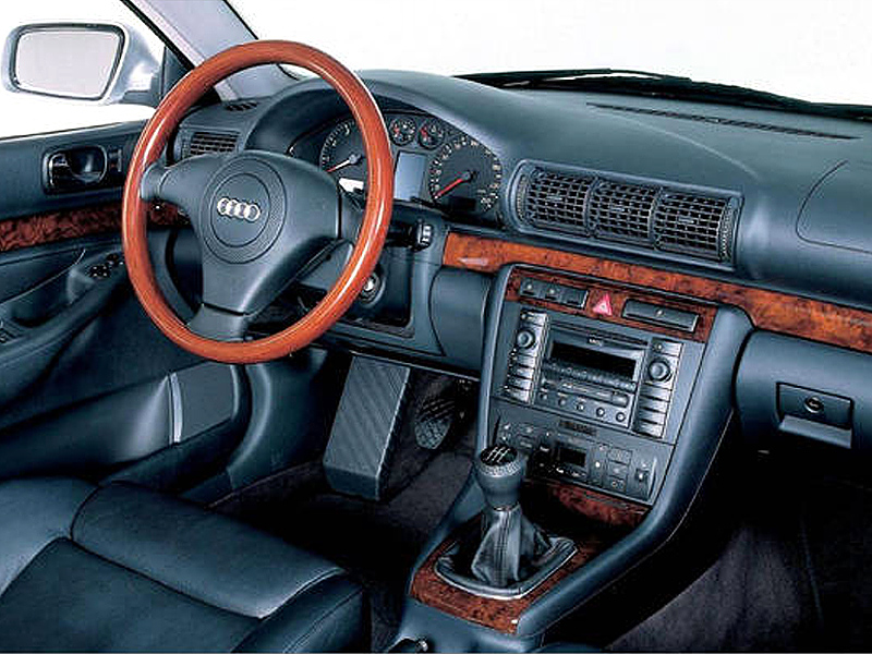 dash trim kits accessories for audi a4 wood grain. Black Bedroom Furniture Sets. Home Design Ideas