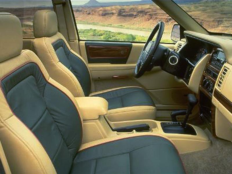 2004 Jeep Grand Cherokee Interior Parts