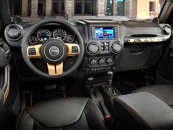 wood dash trim kits for Jeep Wrangler