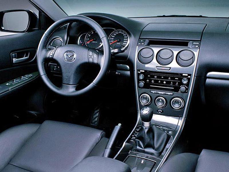 dash kits for Mazda 6