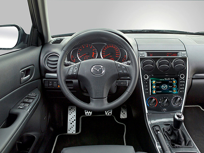 Dash Trim Kits Accessories For Mazda 6 Wood Grain