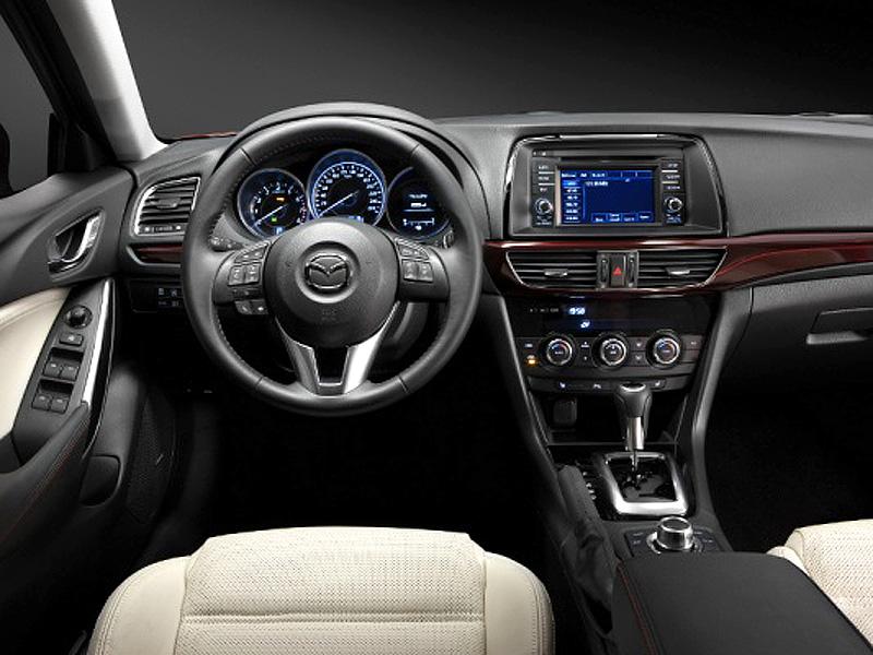 steel door pillars for Mazda 6