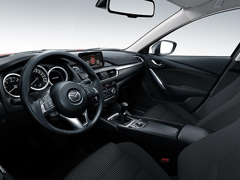 wood dash trim kits for Mazda 6