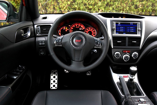 dash trim kits for Subaru Impreza