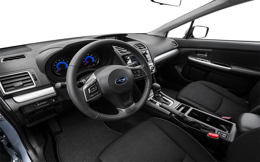 stainless steel door pillars for Subaru XV Crosstrek