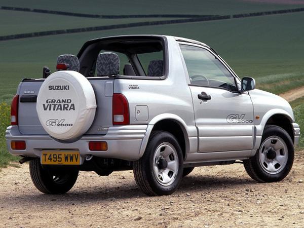 door pillars for Suzuki Grand Vitara
