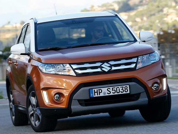 Suzuki Grand Vitara Xl  Off Road Capability