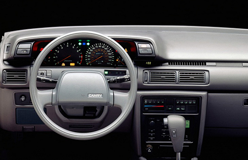 dash trim kits accessories for toyota camry wood grain. Black Bedroom Furniture Sets. Home Design Ideas