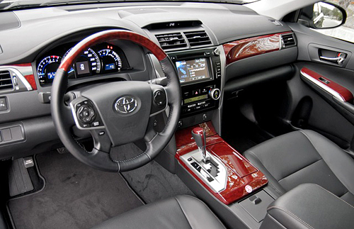 Dash Trim Kits amp Accessories For Toyota Camry Wood Grain