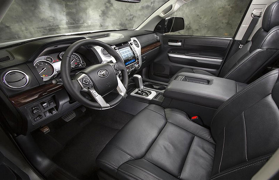wood grain dash kits for Toyota Tundra