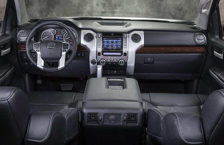 wood dash trim kits for Toyota Tundra